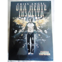 Criss Angel, Una Mente Insolita, Serie Tv, Formato Dvd
