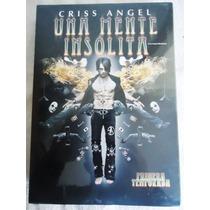 Criss Angel, Una Mente Insolita, Serie Tv, Formato Dvd