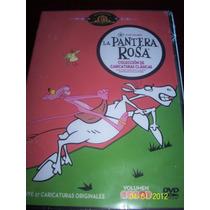 The Pink Panther La Pantera Rosa Dvd Vol.4 27 Episodios