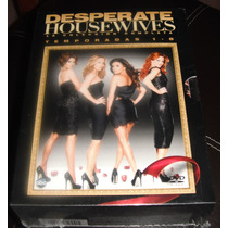 Desperate Housewives Esposas Desesperadas Serie Completa Dvd