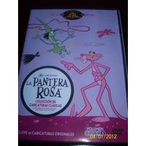 The Pink Panther La Pantera Rosa Dvd Vol.5 16 Episodios