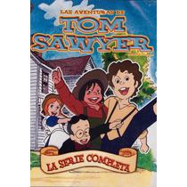 Las Aventuras De Tom Sawyer. Serie Completa. Dvd Nuevo.