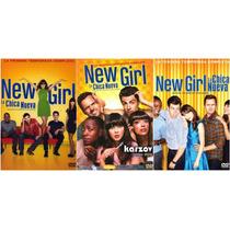 New Girl La Chica Nueva Paquete Temporadas 1 , 2 Y 3 Dvd