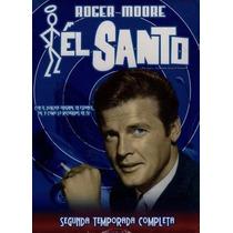 El Santo Segunda Temporada 2 Dos , Serie Tv En Dvd