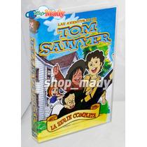 Las Aventuras De Tom Sawyer Serie Completa 6 Dvd Esp. Lat.