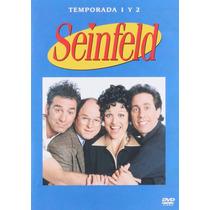 Seinfield Primera Y Segunda Temporada 1 Y 2 , Serie Tv Dvd