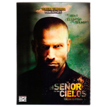 El Señor De Los Cielos Temporada 3 Tres Volumen 1 Serie Dvd