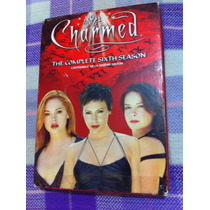 Charmed Hechiceras Temporada 6 Importada Canadá 6dvds