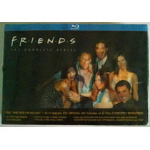 Friends La Serie Completa Blu Ray Nueva Sellada Original