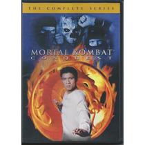 Mortal Kombat Conquest Serie Completa 22 Capítulos Importada