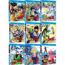 Dragon Ball Z En Bluray Español Latino