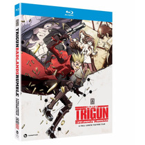 Trigun Badlands Rumble , Pelicula Importada En Blu-ray