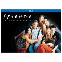 Friends Bluray Serie Completa, Boxset 1-10 Temporadas Nuevo