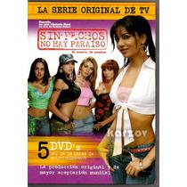 Sin Pechos No Hay Paraiso, La Serie Original, Colombia, Dvd