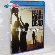 Fear The Walking Dead - Season 1 - Blu-ray Español Latino