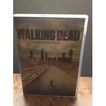 The Walking Dead Dvd Temporada 1 Y 2