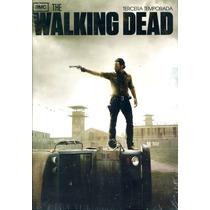 Box Set Dvd The Walking Dead Temporada 3 ( 2012 ) - Robert K