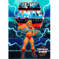 He-man Y Los Amos Del Universo Temporada 1 , Serie Tv En Dvd