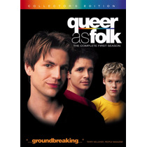 Queer As Folk Temporada 1 Uno , Serie Tv Importada Dvd