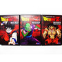 Dragon Ball Z Volumen 1 2 3 Saga De Vegeta - 3 Dvd Latino