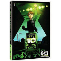 Ben 10: Alien Force Temporada 1 Vol. 7 Dvd
