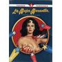 La Mujer Maravilla Tercera Temporada Dvd