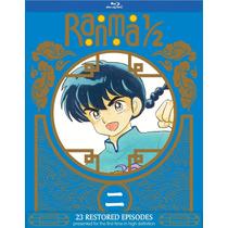 Ranma 1/2 Y Medio Set 2 Edición Especial Importación Blu-ray