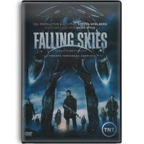 Falling Skies , Paquete Temporadas 1 2 3 Formato Dvd