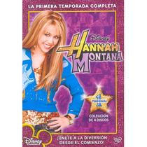 Dvd Hannah Montana: Primera Temporada : Miley Cyrus