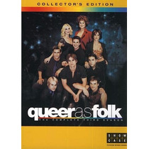 Queer As Folk Temporada 3 Tres , Serie Tv Importada Dvd