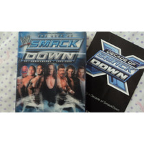 The Best Of Smackdown: 1999-2009; Three Disc Set; Dvd