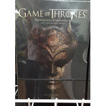Game Of Thrones Juego De Tronos Temporadas 1-5 Dvd