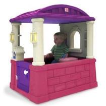 Paso 2 Four Seasons Playhouse - Rosa / Púrpura