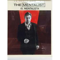 El Mentalista, The Mentalist, Serie Completa En Dvd
