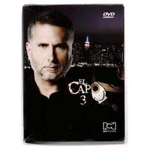 El Capo , Temporada 3 Tres , Serie Tv En Dvd