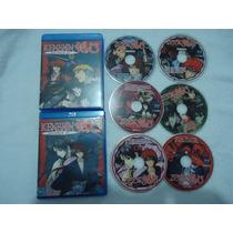 Samurai X Ruoni Kenhsin Serie Completa Bluray