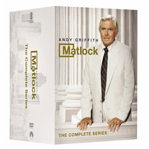 Matlock The Complete Series Box Set Serie Tv Importada Dvd