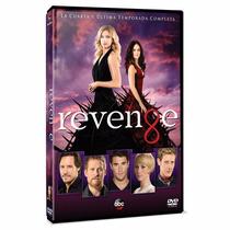 Revenge Cuarta Temporada 4 Cuatro Final , Serie De Tv En Dvd