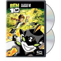 Ben 10: Complete Season Four 2-disc Dvd