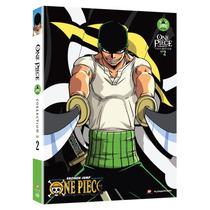 One Piece Coleccion 2 Dos , Serie Anime Tv Importada En Dvd