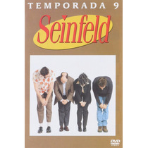 Seinfield Novena Temporada 9 Nueve , Serie Tv En Dvd