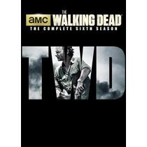 The Walking Dead Temporada 6 Seis , Serie Tv Dvd