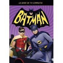 Batman: La Serie Completa