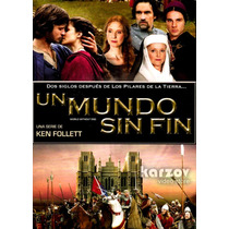 Un Mundo Sin Fin, World Without End, Miniserie Tv, Dvd