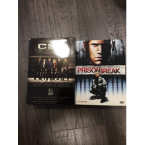 Temporada 1 De Prision Break Y Csi Las Vegas