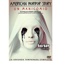 American Horror Story, Temporada 2 Dos, Serie Tv, Dvd