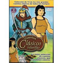 Cuentos Clasicos Infantiles Boxset , Peliculas En Dvd