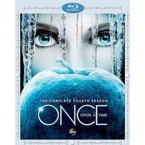 Once Upon A Time Temporada 4 Preventa Serie Tv Blu- Ray