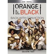 Orange Is The New Back Temporada 2 Serie Tv Dvd + Digital