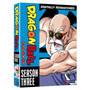 Dragon Ball Temporada 3 Tres Uncut Serie Anime Importada Dvd